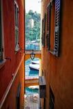 Portofino fotografía de archivo