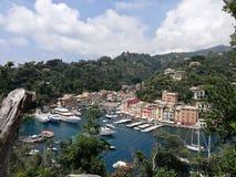 Portofino royaltyfri fotografi