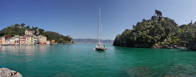 Portofino #2. Royalty Free Stock Image