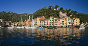 Portofino 2 lizenzfreie stockbilder