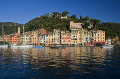Portofino 3 Stock Photos