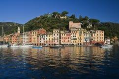 Portofino 3 stockfotos