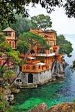 Portofino royaltyfria bilder