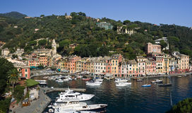 Portofino 4 Stock Image