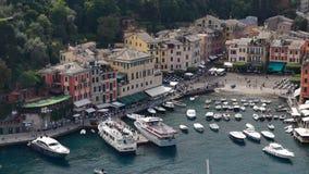 Portofino stock footage