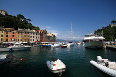 Portofino Royaltyfri Foto