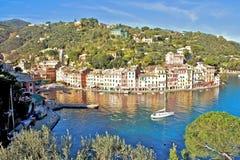 Portofino Imagem de Stock