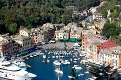 Portofino Royaltyfri Bild