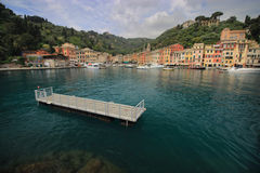 Portofino Royaltyfria Foton