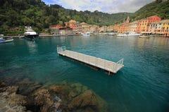Portofino Στοκ φωτογραφίες με δικαίωμα ελεύθερης χρήσης