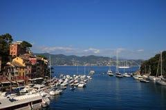 Portofino Foto de Stock Royalty Free