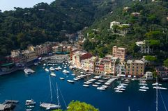 Portofino Image stock