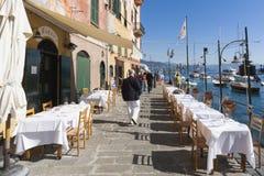 Portofino arkivfoto