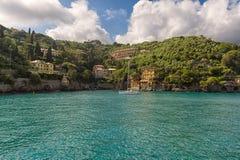 Portofino Photographie stock libre de droits