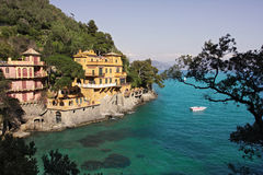 Portofino. Royalty Free Stock Images