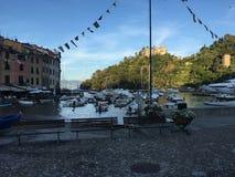 Portofino fotografie stock libere da diritti