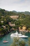 Portofino Bay, Italy Royalty Free Stock Photo
