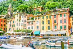 Portofino, Cinque Terre, Italy Royalty Free Stock Photos