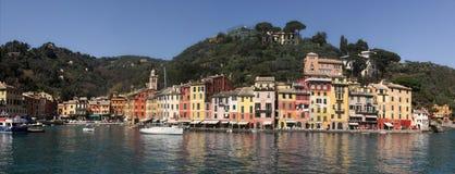 Portofino. De parel van Ligurian overzees #7. stock foto's