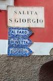 Portofino, Génova, Liguria, Italia, italiano Riviera, Europa Imagen de archivo libre de regalías