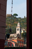 Portofino, Genoa, Liguria, Italy, Italian Riviera, Europe Stock Photos