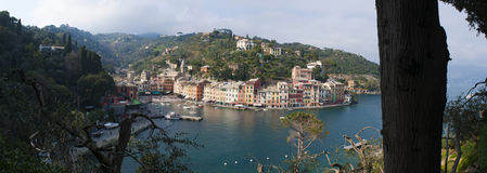 Portofino, Genoa, Liguria, Italy, Italian Riviera, Europe Royalty Free Stock Photo