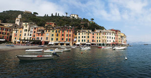 Portofino, Genoa, Liguria, Italy, Italian Riviera, Europe Stock Photo
