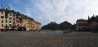 Portofino, Genoa, Liguria, Italy, Italian Riviera, Europe Royalty Free Stock Photos