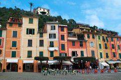 Portofino, Genoa, Liguria, Italy, Italian Riviera, Europe Royalty Free Stock Photography