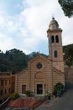 Portofino Genua, Liguria, Italien, italienare Riviera, Europa Royaltyfri Foto