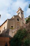 Portofino Genua, Liguria, Italien, italienare Riviera, Europa Royaltyfria Bilder