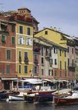 Portofino harbor Royalty Free Stock Photos