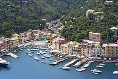 Portofino harbor Royalty Free Stock Photo