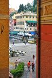 Portofino II arkivbild