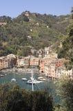 Portofino Italië Royalty-vrije Stock Afbeelding