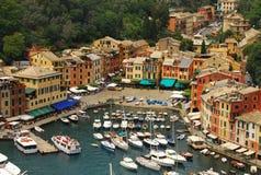 Portofino, Italia Imágenes de archivo libres de regalías