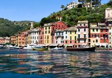 Portofino Italia Immagine Stock Libera da Diritti