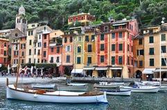 Portofino Italia Fotografia Stock Libera da Diritti