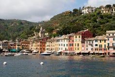 Portofino Italia Imágenes de archivo libres de regalías