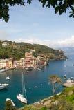 Portofino Italia Foto de archivo libre de regalías