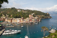 Portofino Italia Foto de archivo