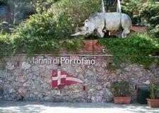 Portofino Italia Imagenes de archivo