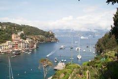 Portofino Italia Fotografía de archivo libre de regalías