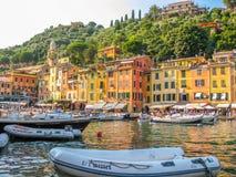 Portofino Italian Riviera Royalty Free Stock Image