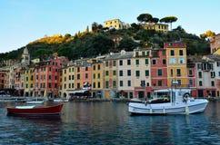 Portofino, Italie Image libre de droits