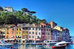 Portofino Italien Arkivfoton