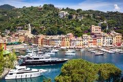 Portofino Italien lizenzfreie stockbilder