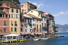 Portofino, Italy Royalty Free Stock Photos