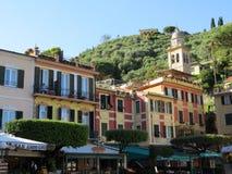 Portofino, Italy Foto de Stock Royalty Free