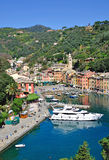 Portofino in liguria Royalty Free Stock Photos